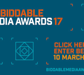 UK Biddable Media Awards 2017 Open for Entries