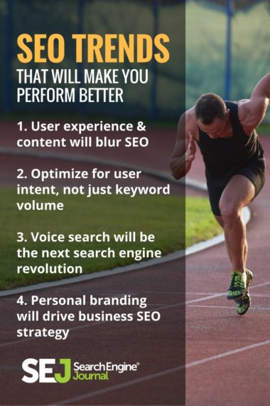 Pinterest Image: SEO Trends That Will Make You Perform Better