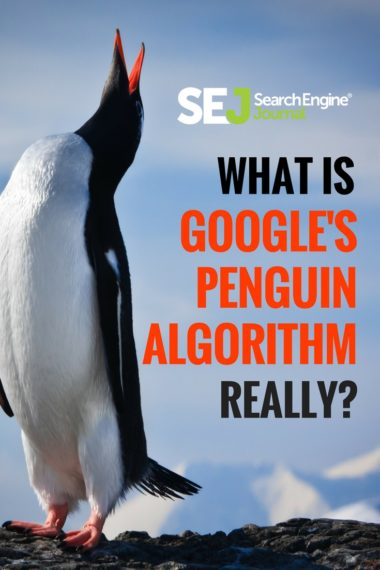 Pinterest Image: What Is Google's Penguin Algorithm, Really?
