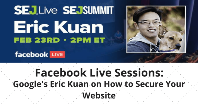 Google's Eric Kuan on How to Secure Your Website