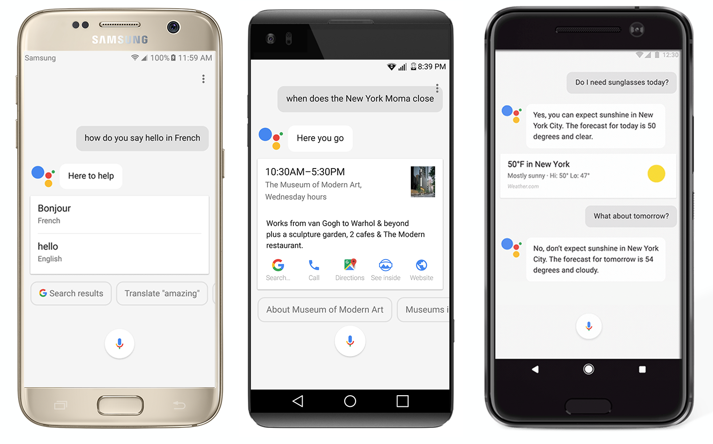 Google Assistant Coming to All Android Phones Running 6.0 and Above