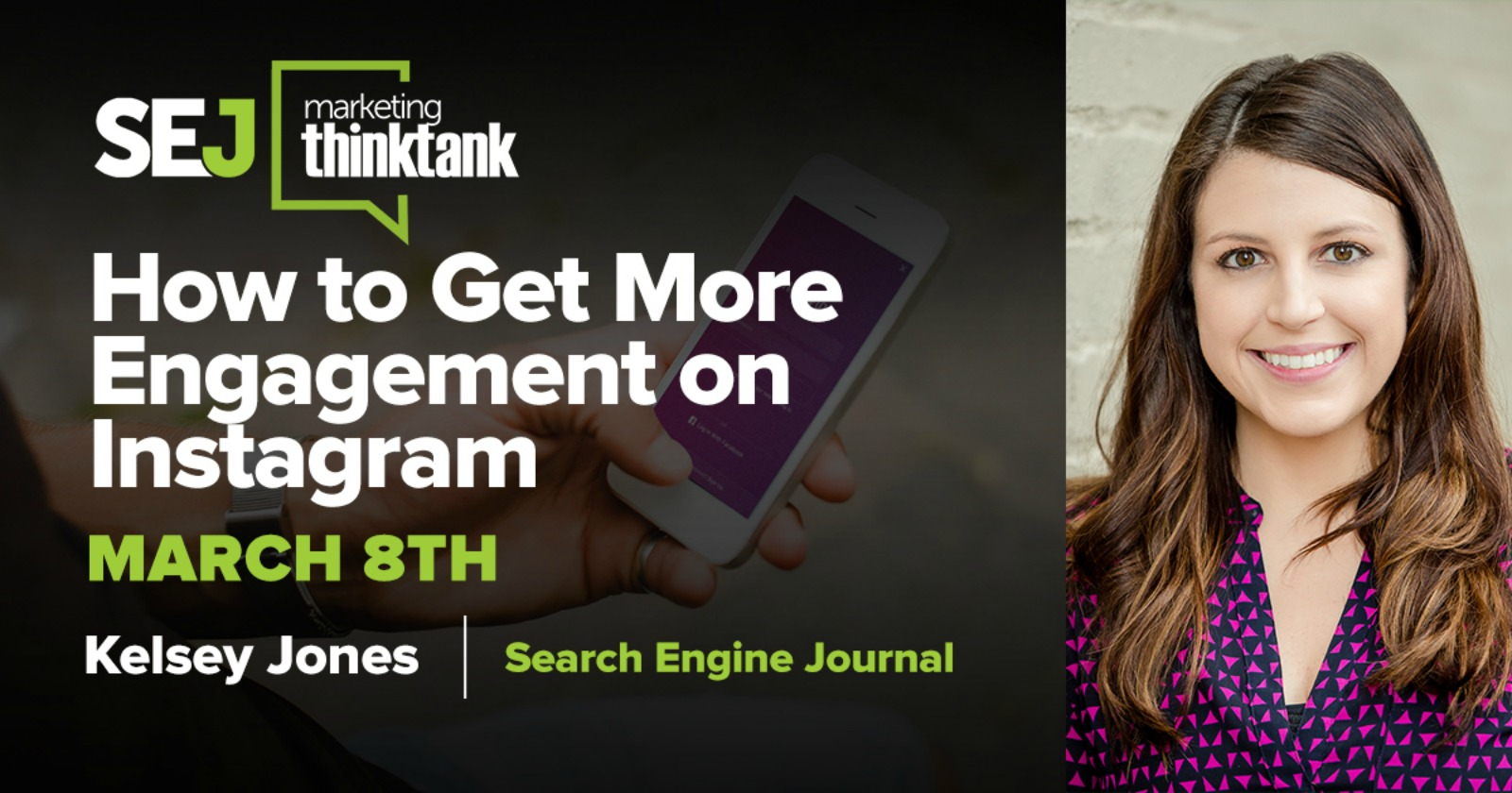 How to Get More Engagement on Instagram [Webinar] by @rinadianewrites