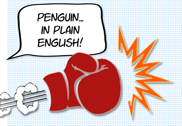 Penguin Algo in Plain English