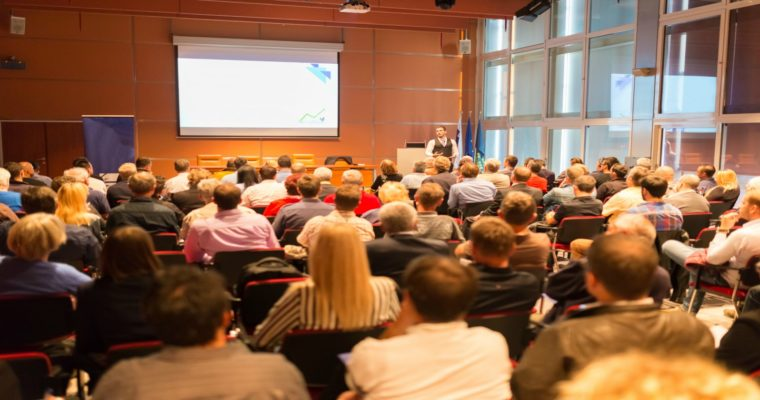 64% of Marketers Attend at Least One Marketing Conference Each Year [POLL]