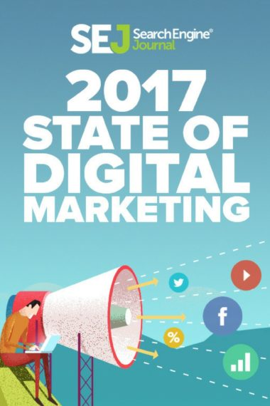 Pinterest Image: 2017 State of Digital Marketing