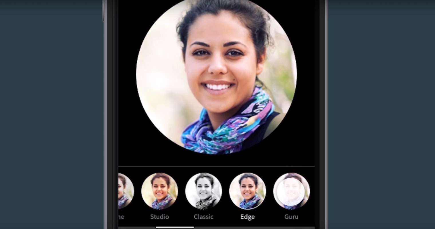 LinkedIn Adds 6 New Profile Picture Filters