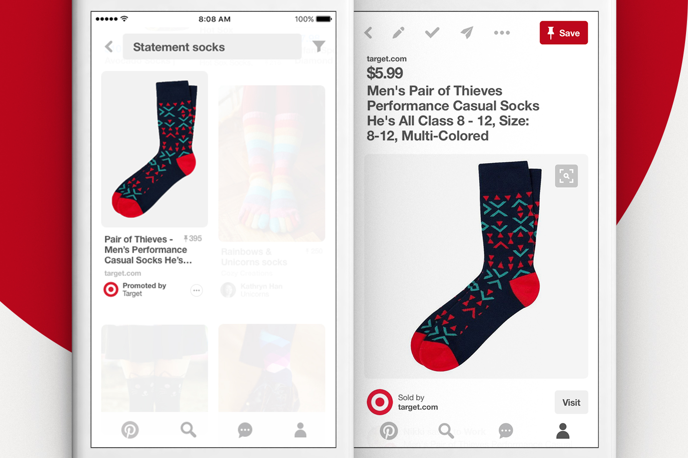 pinterest expanded search ads