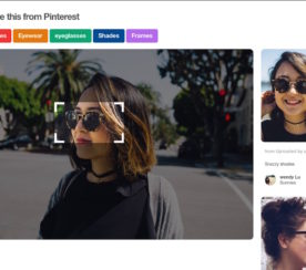 Visual Search Comes to Pinterest Browser Extension
