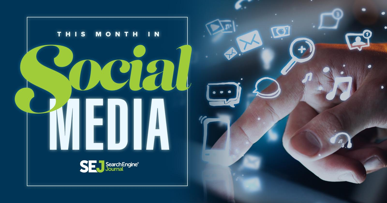 18 Social Media Updates You May Have Missed in October by @thebigdebowski