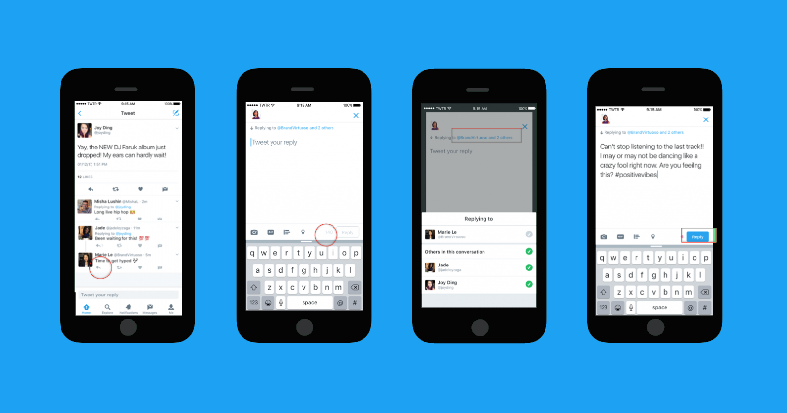 Twitter Unveils a New Look for Replies by @MrDannyGoodwin