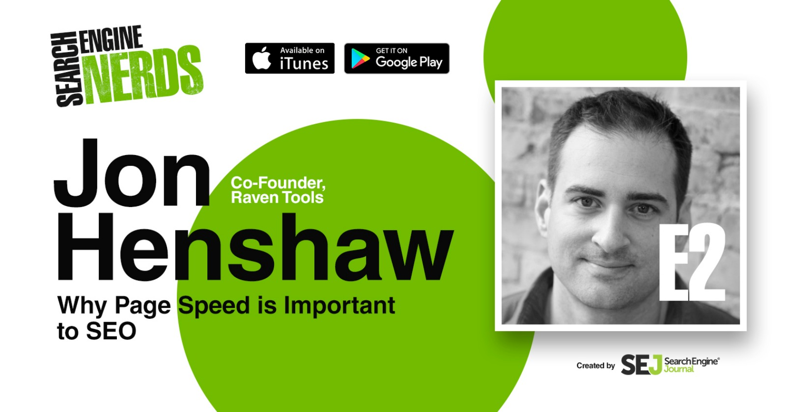 """""""Why Page Speed is So Important to SEO"""" via Jon Henshaw [PODCAST] by @rinadianewrites"""
