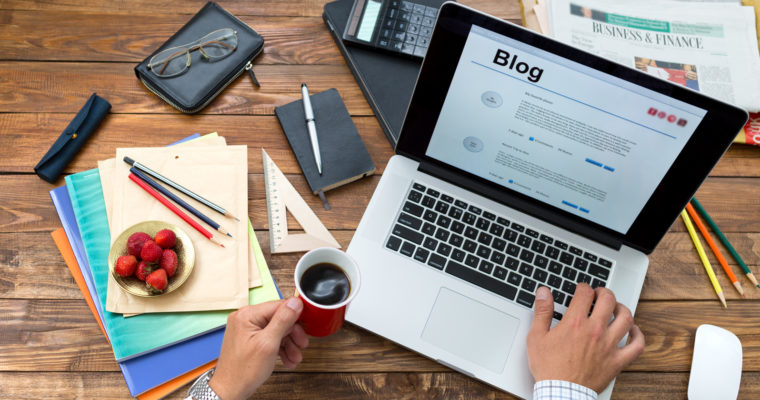 5 Ways a Blog Can Help Your Business Right Now