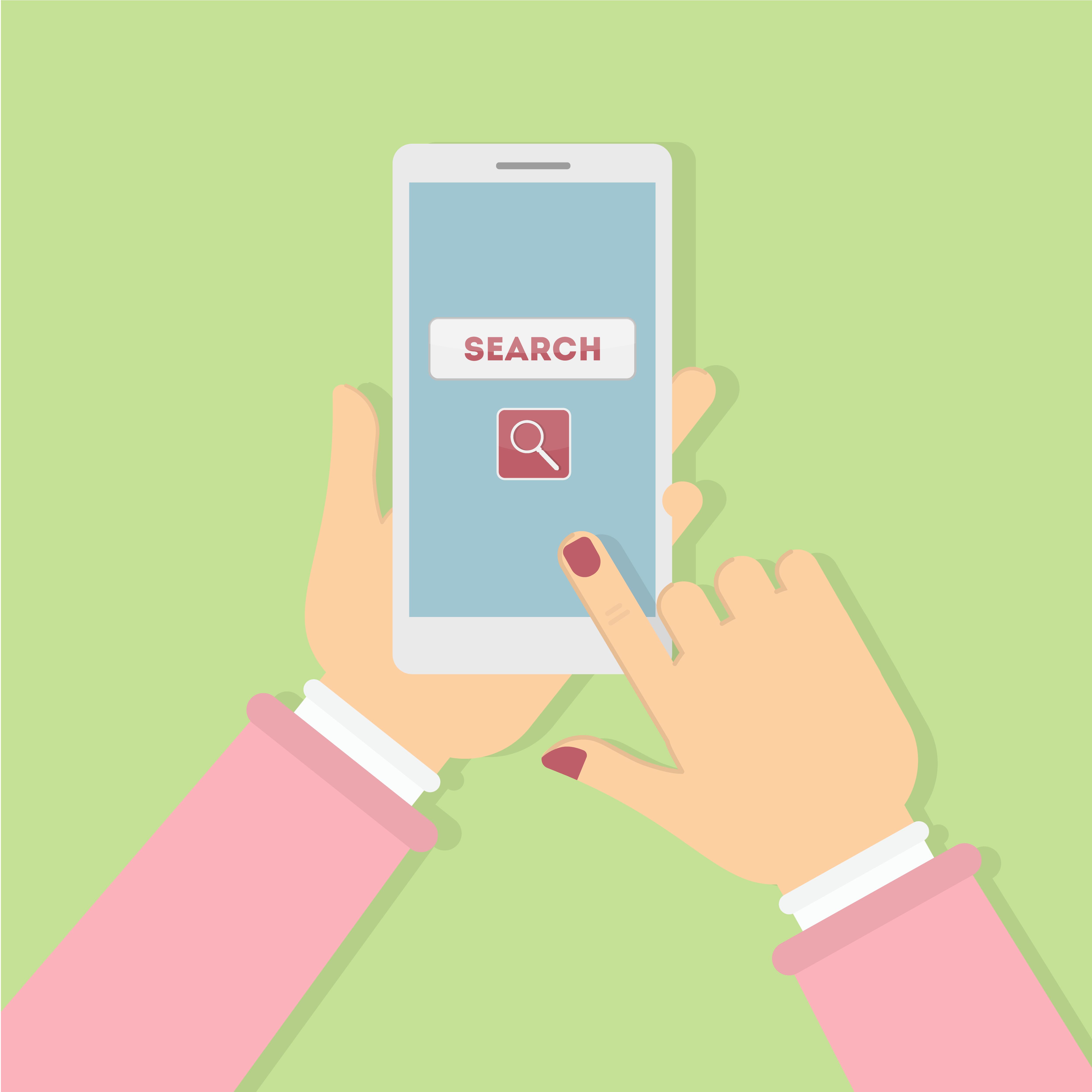 Smartphone Search