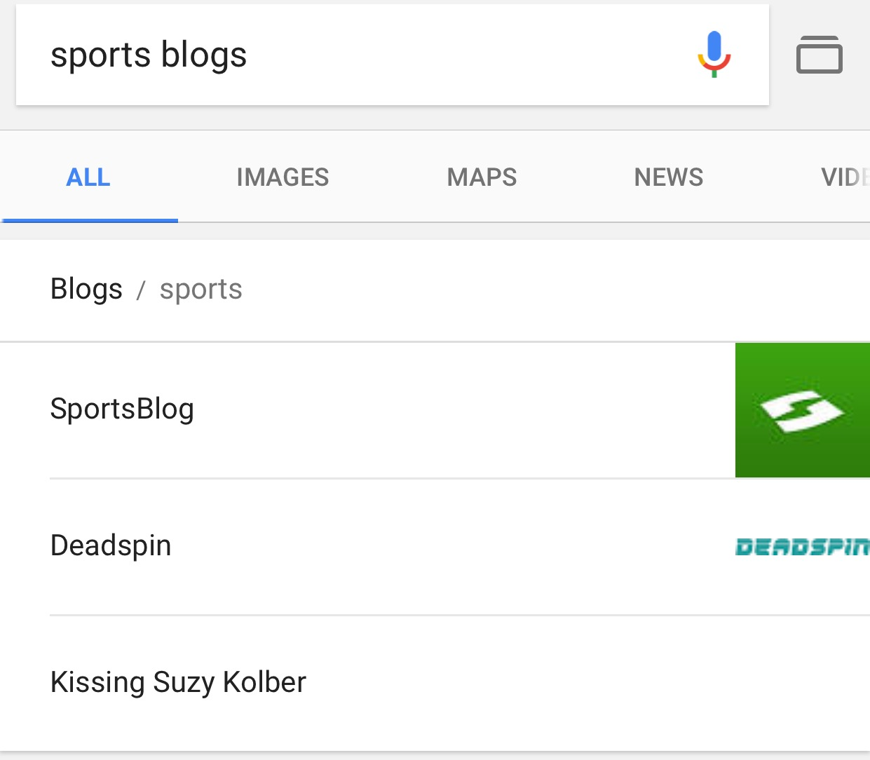 Google Introduces New Look for Blog Search Results