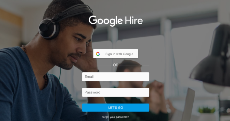 Google quietly launches a new job applicant tracking service