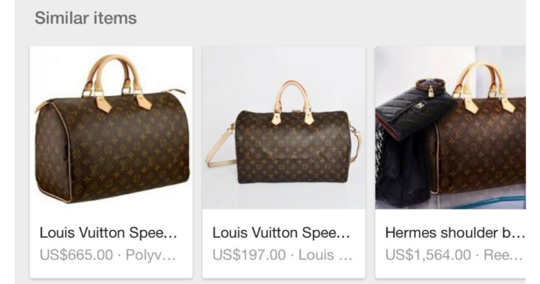 "Google Image Search Introduces ""Similar Items"" Suggestions"