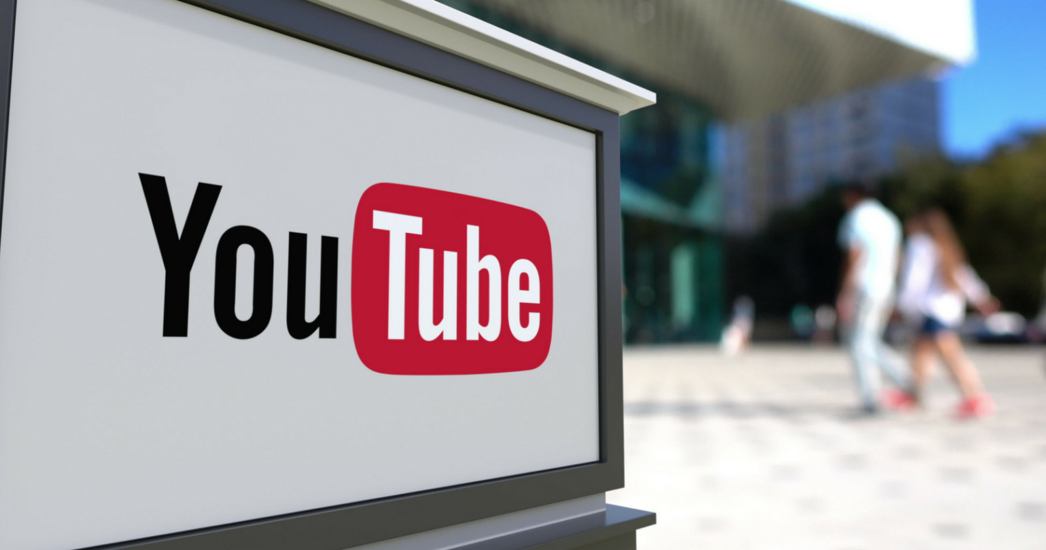 YouTube Allows Live Streaming for Channels with 1,000 Subscribers
