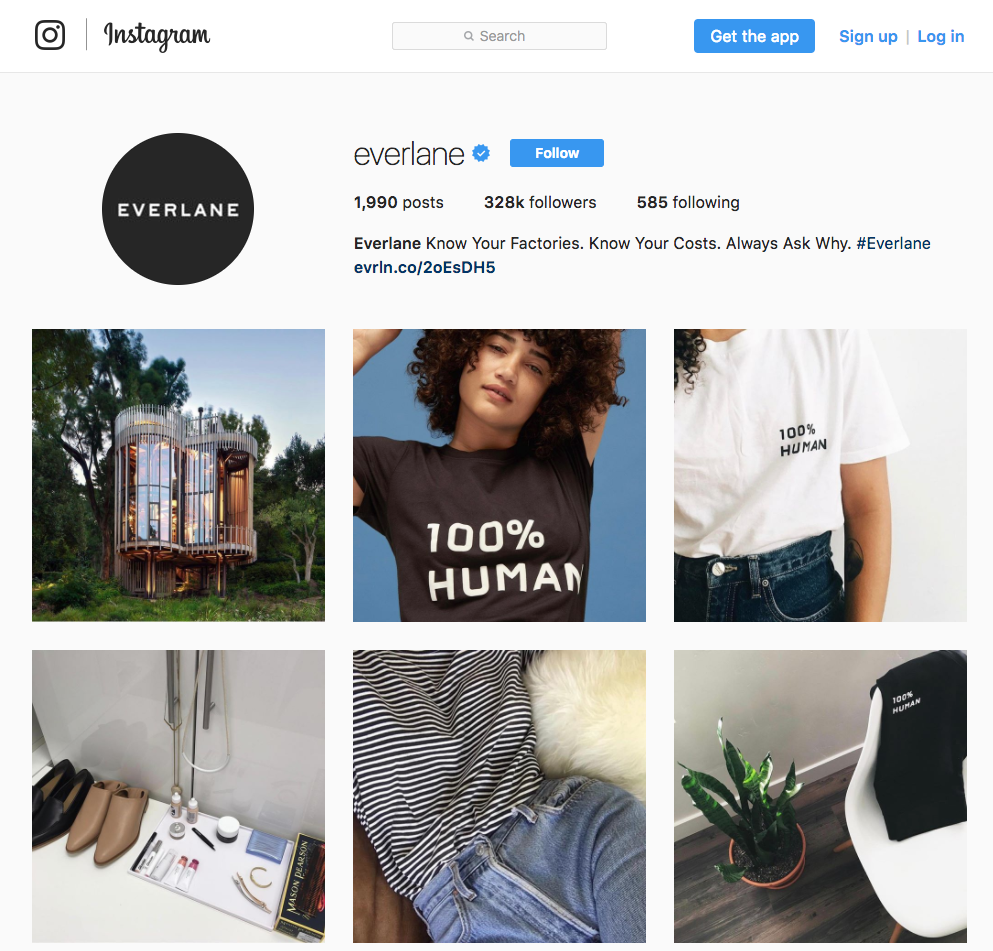 instagram-marketing-ideas-everlane