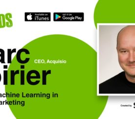 AI. Machine Learning. What's the Impact on Digital Marketing Today? [PODCAST]