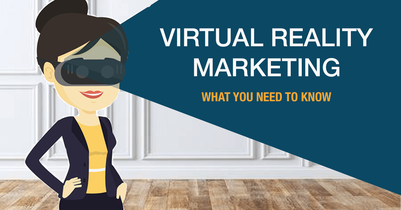 Everything You Need to Know About Virtual Reality Marketing by @jesstiles