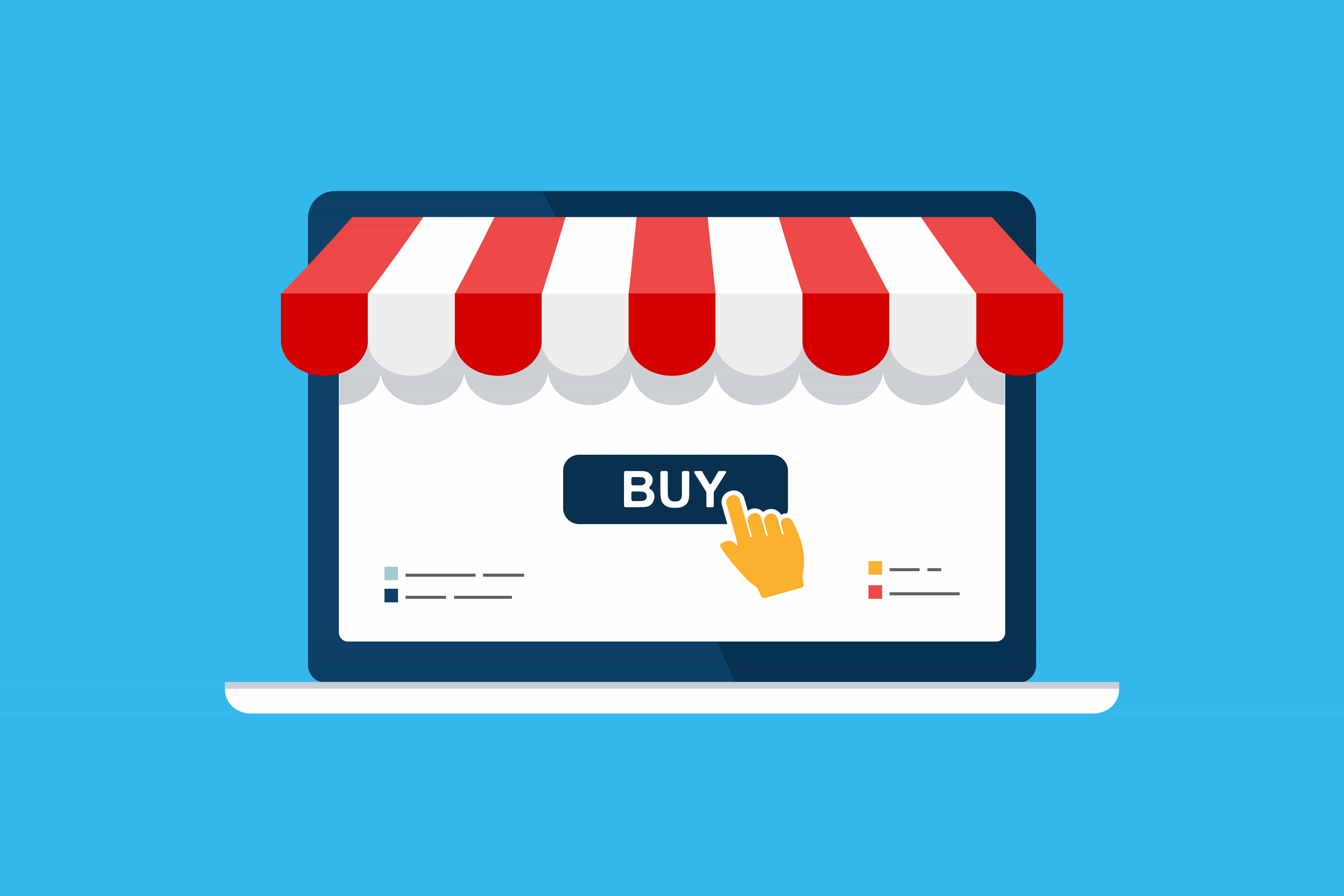 Buying a local website or blog