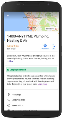 Google Expands Home Service Ads to More Markets, More Business Categories