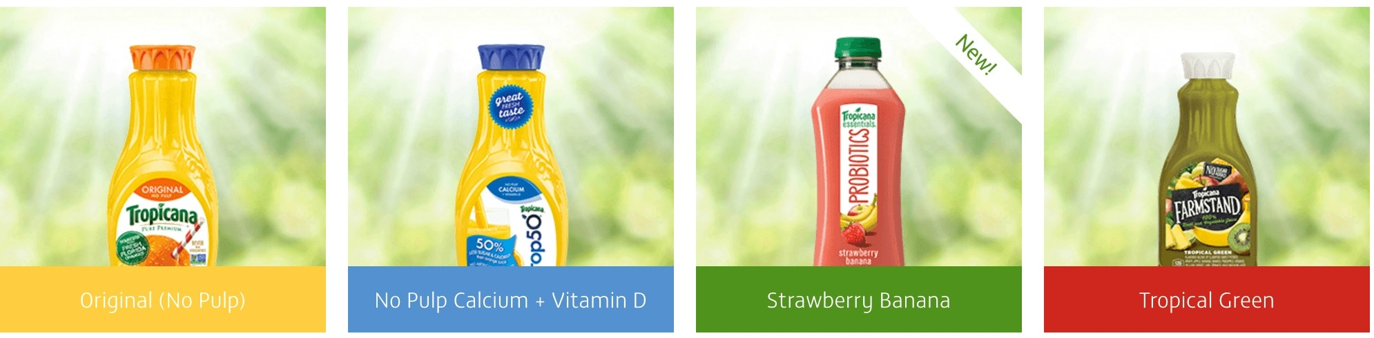 "tropicana marketing strategy Free download: 8 winning examples of brand strategy in packaging design   equity research"" to develop a multi-brand strategy for the tropicana brand."