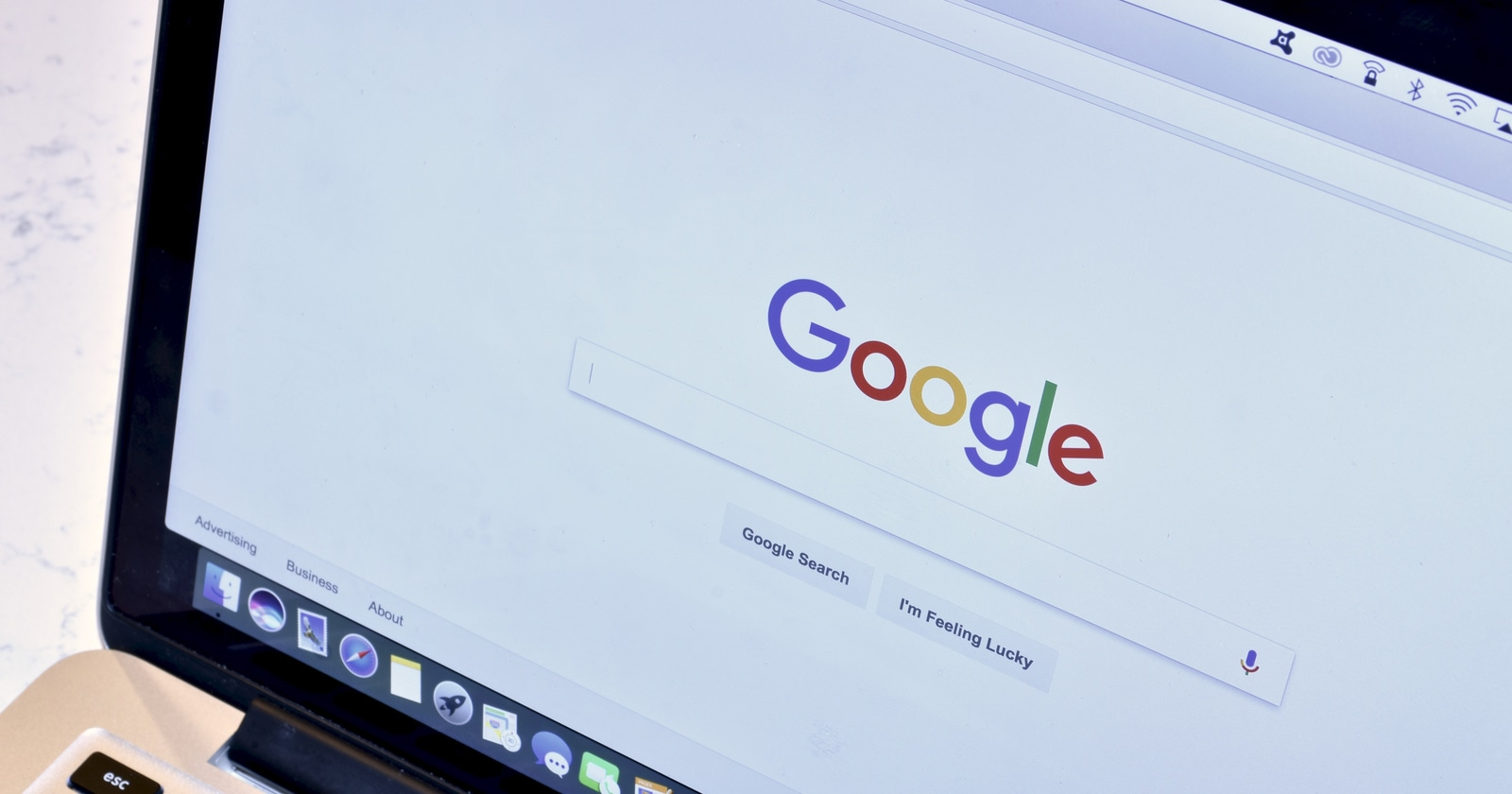 Google to reportedly redesign its home page in the near future search engine journal - Google home page design ...