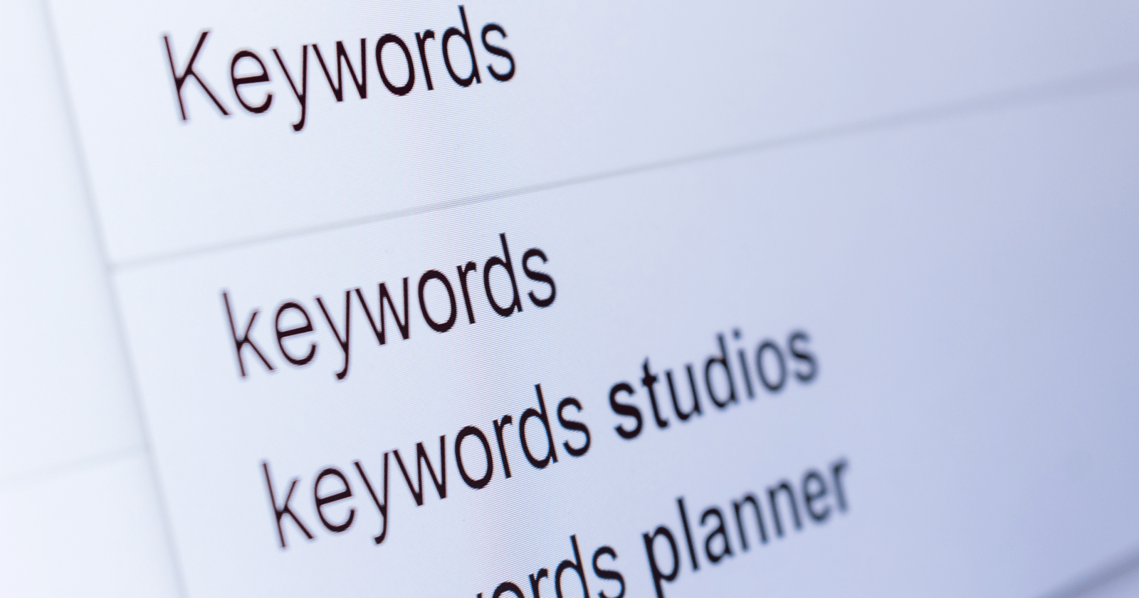 Long-Tail Keyword Research: How to Train Copywriters for ...
