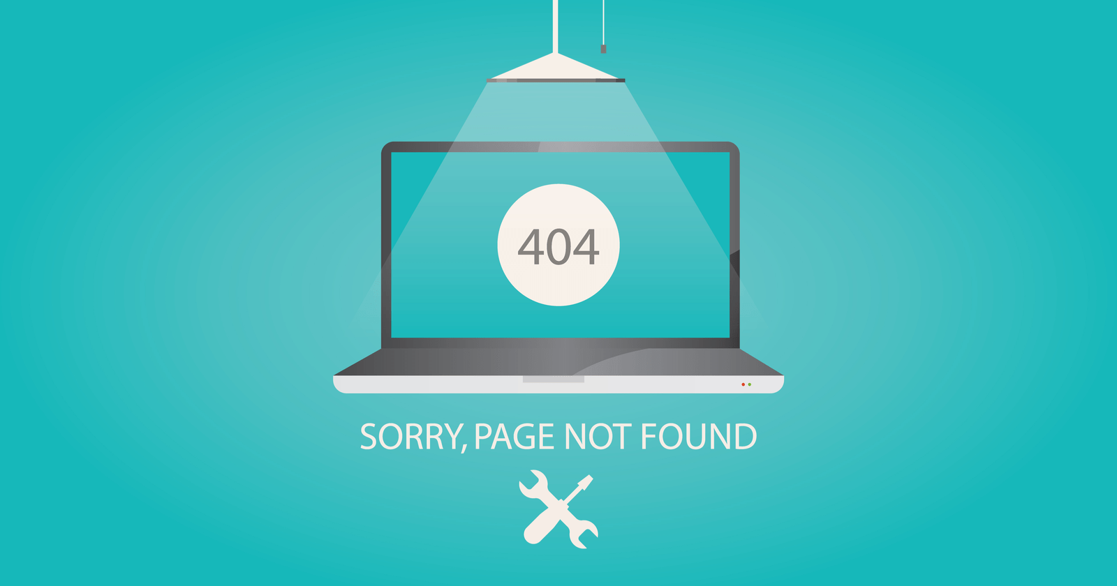 25 of the best examples of beautifully designed 404 pages