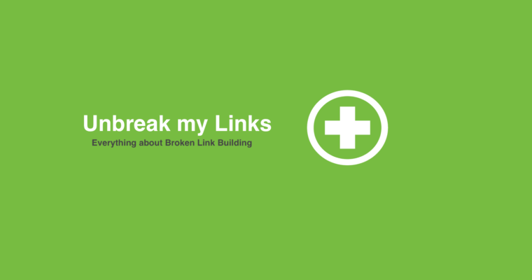 Broken Link Building: Answers to 6 of the Most Common Questions