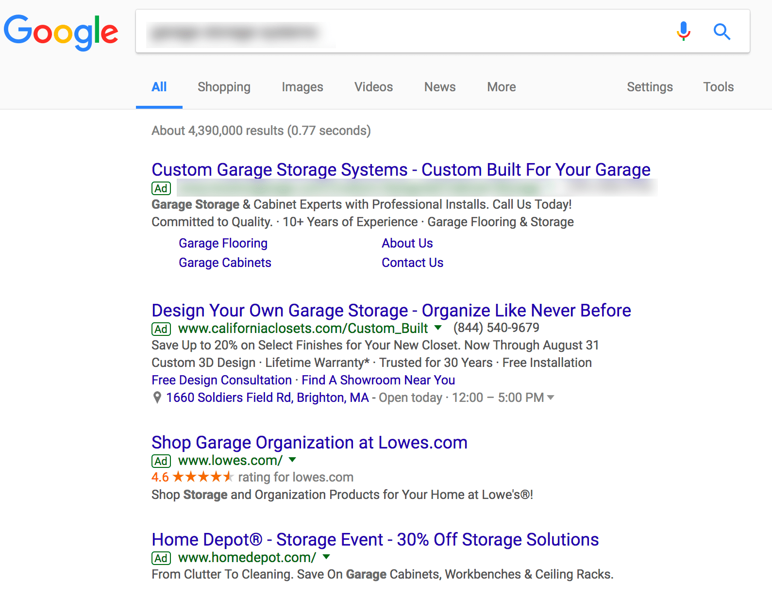 Competing Against Big-Brand Advertisers in PPC