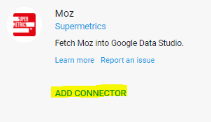 Supermetrics now features community connectors for third-party Data Studio integration