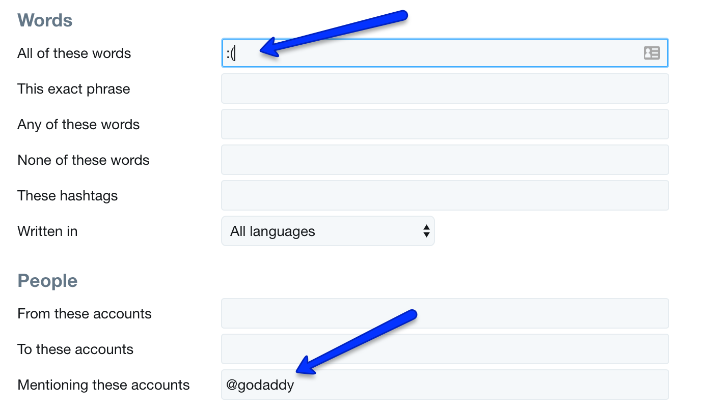 Find Tweets With Certain Words everything you need to know about twitter advanced search