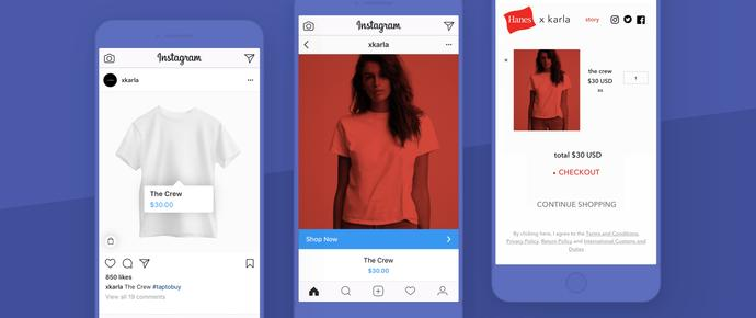 Turn Instagram Posts Into Sales With Shopify Integration