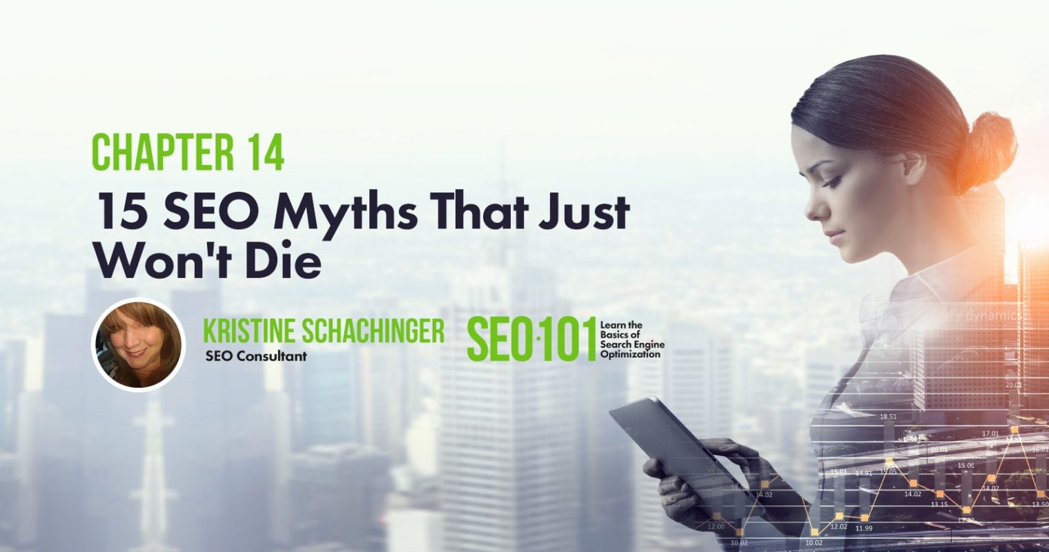 15 SEO Myths That Just Won't Die