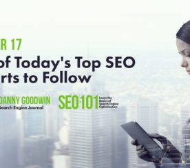 140 of Today's Top SEO Experts to Follow