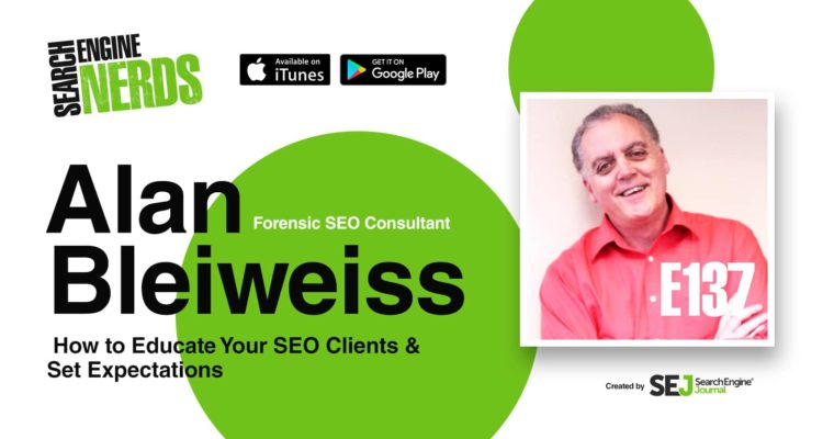 How to Educate Your SEO Clients & Set Expectations [PODCAST]