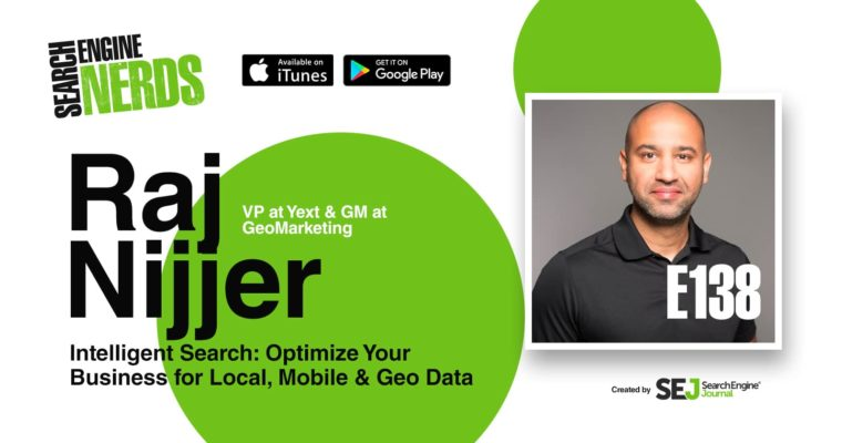 Intelligent Search: Optimize Your Business for Local, Mobile & Geo Data [PODCAST]