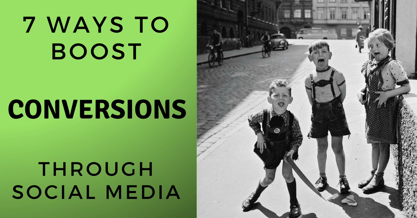 7 Ways to Boost Your Conversions Through Social Media by @malleeblue