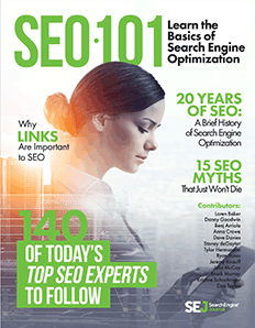 Search Engine Journal's SEO 101 Guide: Learn the Basics of Search Engine Optimization
