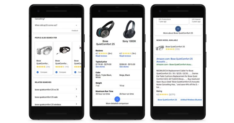 Google Shopping Makes it Easier to Discover, Research, and Compare Products