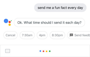 Google Assistant Lets Users Subscribe to Daily Reminders