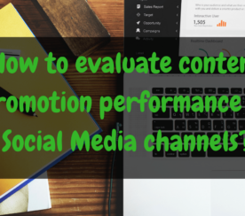 How to Evaluate Content Promotion Performance on Social Media