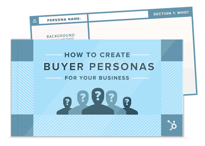 How to Create Buyer Personas - HubSpot