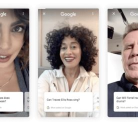 Google Brings Celebrity Q&A Videos to Search Results
