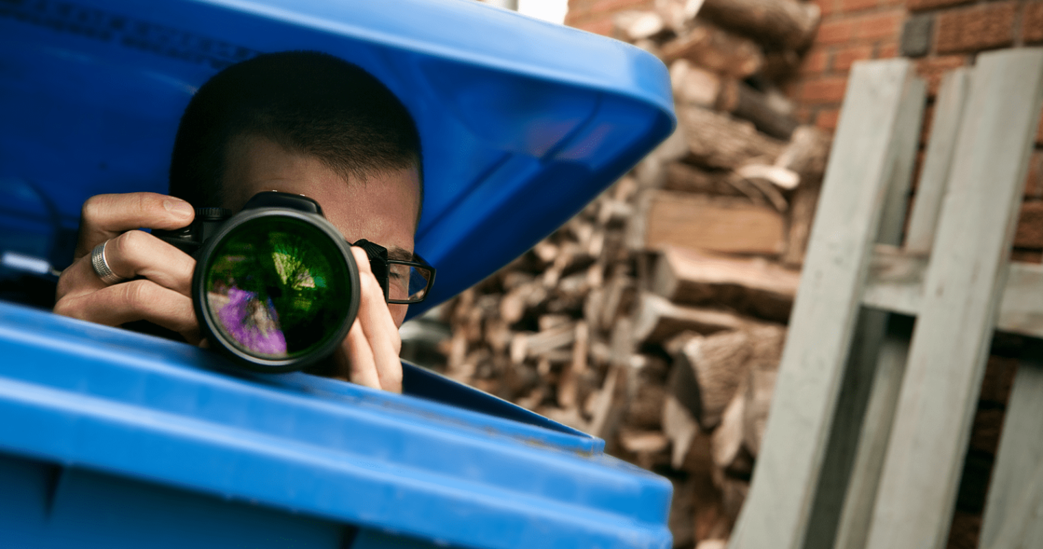 How to Spy on Your Customers to Get Blog Ideas