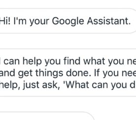 Google to Publishers: Optimize Your Content for Google Assistant