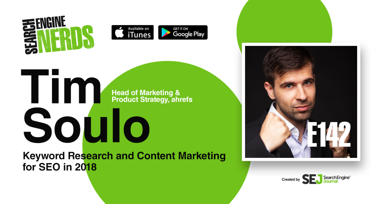Keyword Research & Content Marketing for SEO in 2018 [PODCAST+GIVEAWAY]