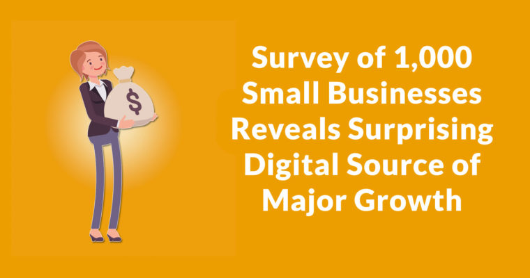 Survey of 1,000 Small Businesses Reveals Surprising Digital Marketing Trend